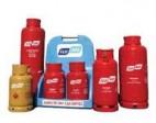 Gas bottles - J & W Tait Ltd, Kirkwall, Orkney