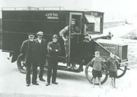 J W Tait van 1923
