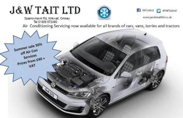 Air Con Summer Prices Slashed - from £40 + VAT