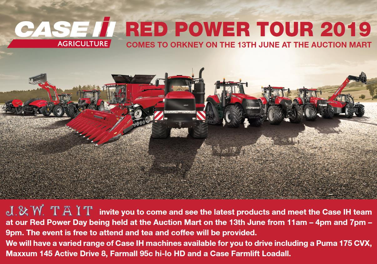 Red Power Tour