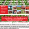 Kverneland 0% interest free finance over 2 years