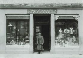 J W Tait shop 1929