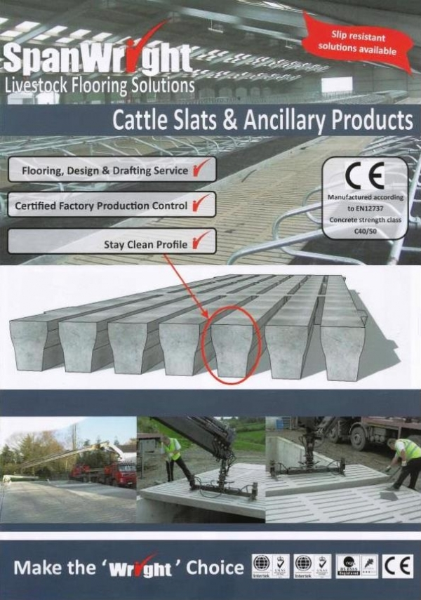 SpanWright livestock flooring solutions available in store